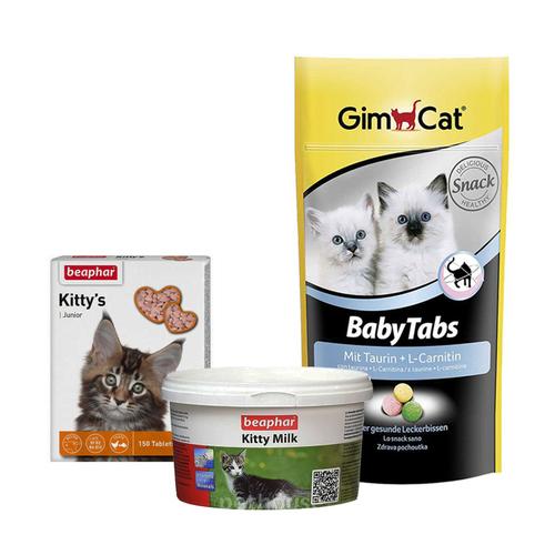 Витамины для котят и беременных