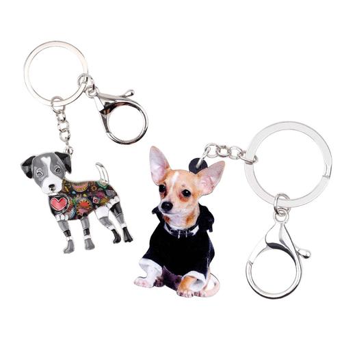 Брелки и украшения для собак