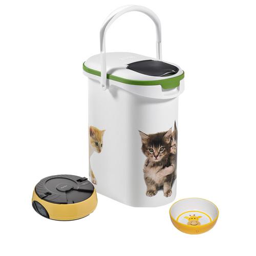 Миски, поилки для кошек