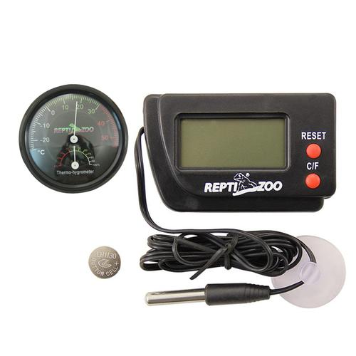 Термометры, гигрометры и контроллеры