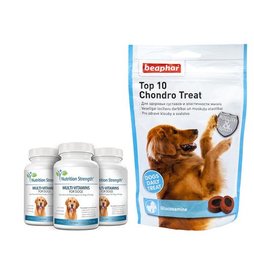 Витамины для костей, суставов и мышц
