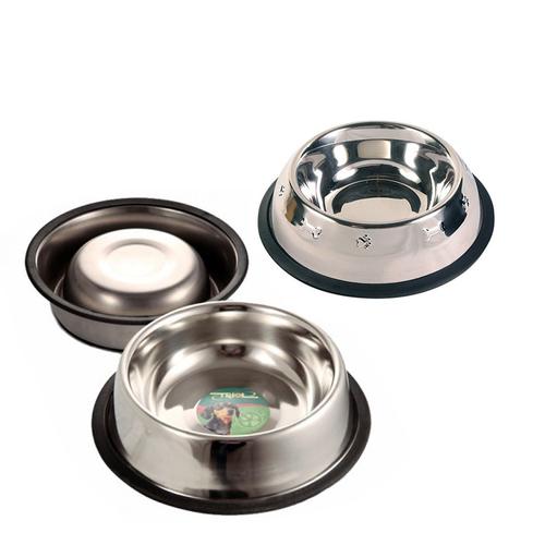 Миски металлические для собак