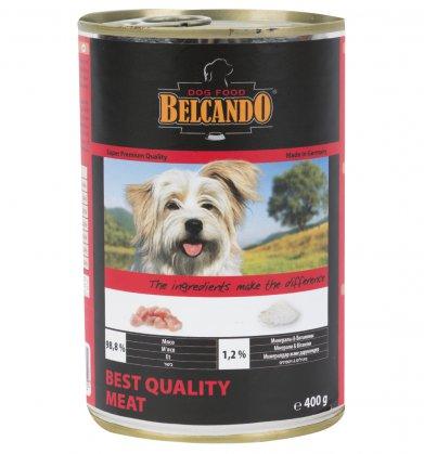 Фото Консервы Belcando Super Premium Best Quality Meat отборное мясо для собак