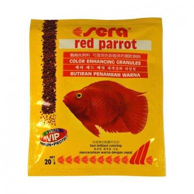 Фото Корм Sera для красных попугаев Red Parrot