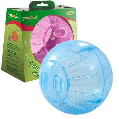 Фото Triol Прогулочный пластиковый шар для грызунов