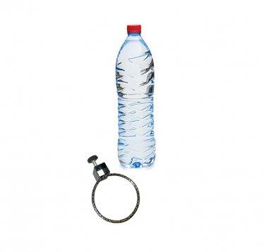 Фото Держатель-автопоилка для животных Данко, кольцо D 12 см на бутылку 1 л