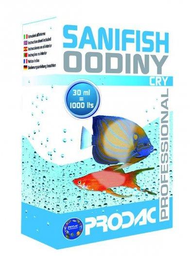 Фото Препарат от грибковых заболеваний Prodac Sanifish Oodiny Cry 30 мл