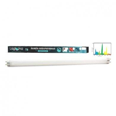 Фото Лампа T8 белая люминесцентная Laguna 40 Вт, 119,8 см