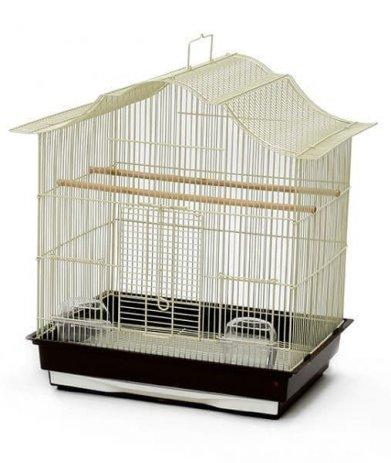 Фото Клетка Golden cage для птиц 612 эмаль 47*36*55 см