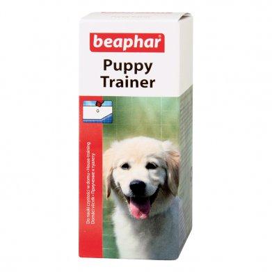 Фото Средство Beaphar Puppy Trainer для приучения щенков к туaлeту 50 мл