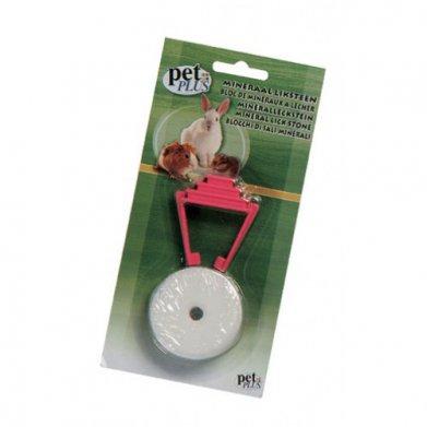 Фото Минеральный камень Flamingo для грызунов Large