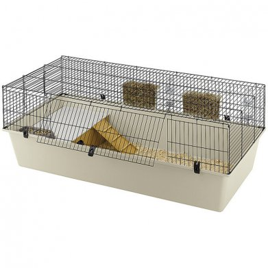 Фото Клетка Ferplast для кроликов Rabbit 160 (156,5*77*61,5 см)