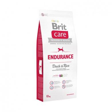 Фото Brit Care Endurance для активных собак, утка с рисом