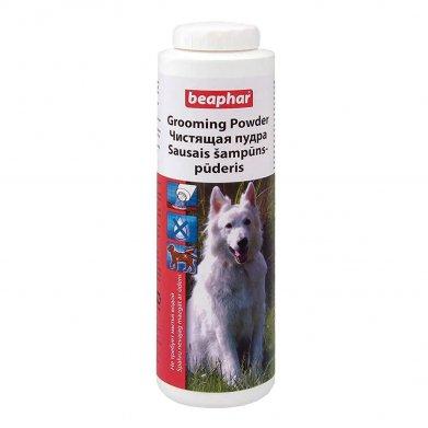 Фото Чистящая пудра Beaphar Grooming Powder для собак 100 г