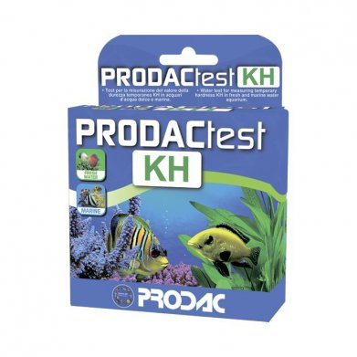 Фото Тест Prodac test KH карбонатная жесткость
