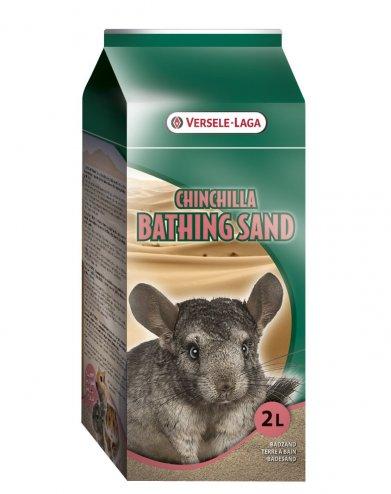 Фото Песок Versele-Laga для шиншилл Chinchilla Bathing Sand 2 л