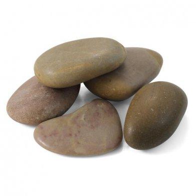 Фото Галька коричневая Triol 1 кг