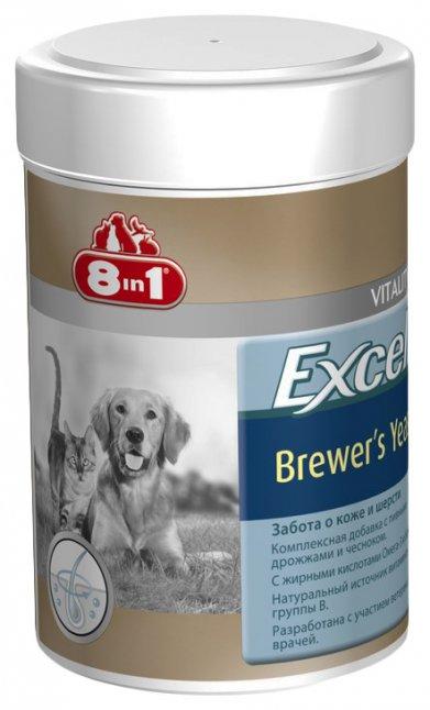 Фото Пивные дрожжи 8in1 Brewers Yeast с чесноком
