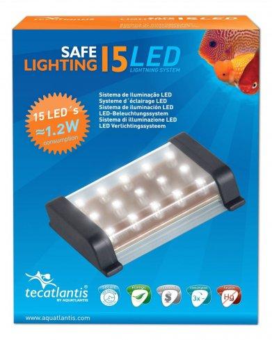 Фото Светодиодный светильник Aquatlantis LED 15 для аквариумов Ma Petite Ferme 8 и NanoFasion Vision L