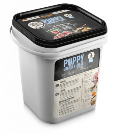 Фото Сухой корм Belcando Puppy Granula Start для собак 5 кг