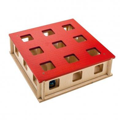 Фото Игрушка Ferplast Magic Box для кошек 27*27*8,5 см