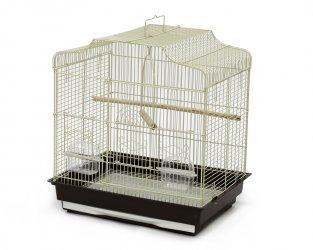 Фото Клетка Golden cage для птиц 604 золото, 47*36*50.6 см