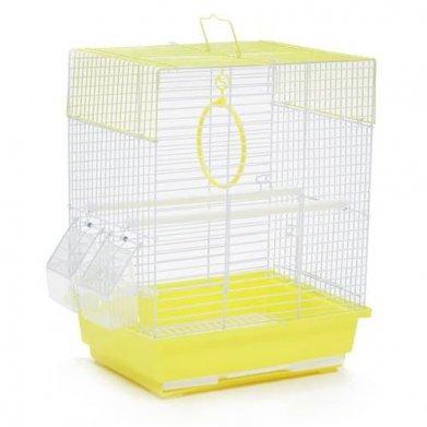 Фото Клетка Golden cage для птиц A116 эмаль 30*23*39 см