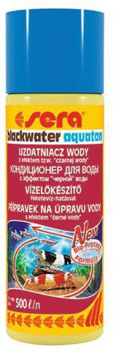 Фото Кондиционер Sera Aquatan Blackwater для воды 100 мл