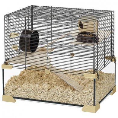 Фото Клетка Karat 60 для мышей и хомяков Ferplast (59.5*39*52.5 см)