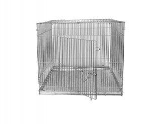 Фото Клетка Данко для собак с металлическим поддоном КлС-1 40*82*42 см