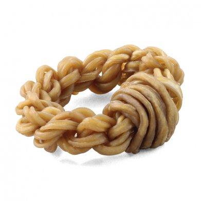 Фото Triol кольцо плетеное из жил с маслом лосося, 9 см, BP08-1, 55 г