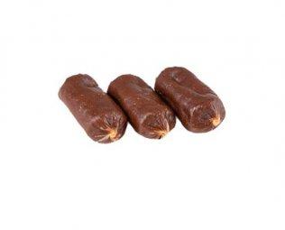 Фото Triol пикантные сосиски из утки для собак, PT07, 70 г