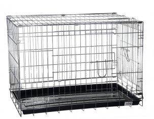 Фото Клетка Kredo для домашних животных 041С Chrome