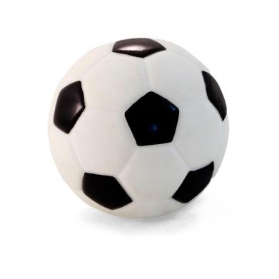Фото 710001 Мяч футбольный, 9,5 см винил