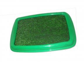 Фото Туалет для собак мелких пород Данко, искусственная трава
