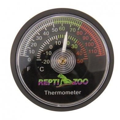 Фото Термометр Repti-Zoo 01RT аналоговый, 47*10 мм