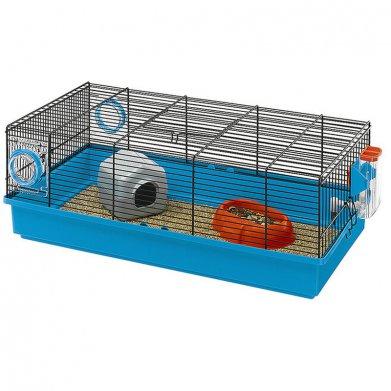 Фото Клетка Ferplast для мышей Kora (58*31,5*20,5 см)
