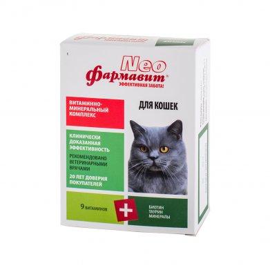 Фото Витаминно-минеральный комплекс для кошек 60 т