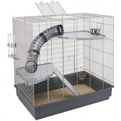 Фото Клетка Jenny для крыс Ferplast (80*50*79.5 см)