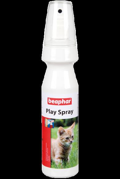 Фото Спрей Beaphar Play Spray для привлечения котят и кошек к местам 100 мл