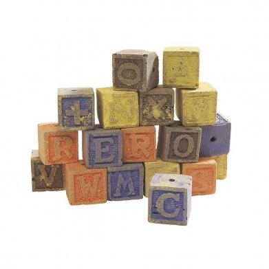 Фото Минеральные кубики Ferplast для грызунов PA 4774 2*2*2 см