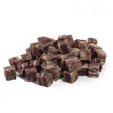 Фото Triol мраморные кубики из говядины для собак, 70 г