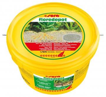 Фото Грунт Sera для растений Floredepot 2,4 кг