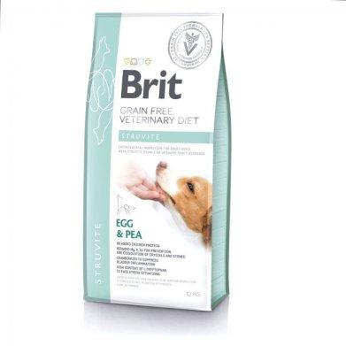Фото Brit Veterinary Diet Dog Grain free Struvite беззерновая диета при струвитном типе МКБ