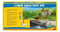 Фото Тесты Sera для воды набор Aqua-Test-Set рН, GH, KH, NO3