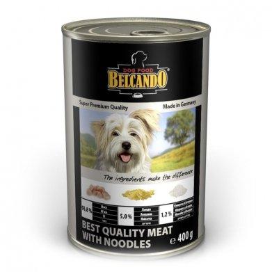 Фото Консервы Belcando Super Premium Quality Meat With Noodles мясо с лапшой для собак