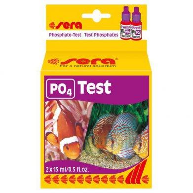 Фото Тест Sera для воды PO4-Test фосфаты 15 мл
