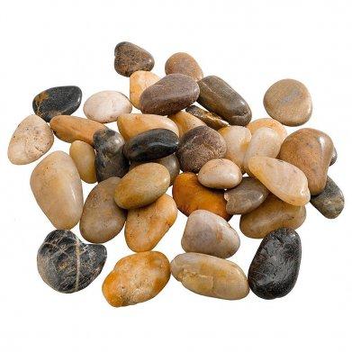 Фото Полированные камни Blustone для аквариума от Ferplast, 1 кг