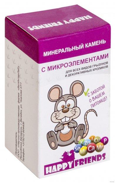 Фото Минеральный камень Zoomark с микроэлементами 30 г