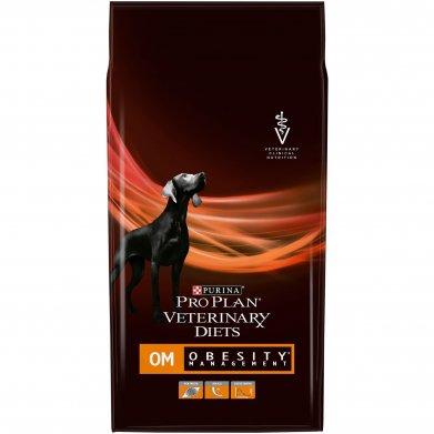 Фото Сухой корм Pro Plan VD OM для собак при ожирении, 3 кг
